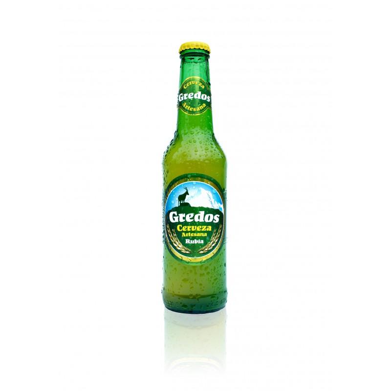 Cerveza Artesana Gredos Rubia