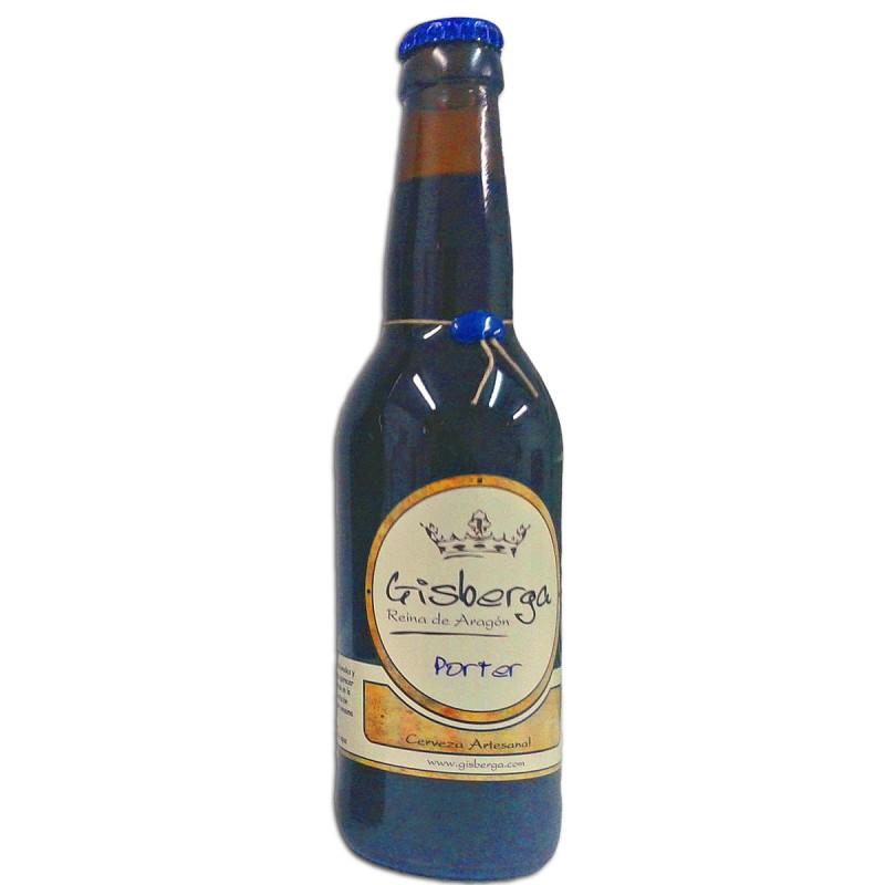 Gisberga Porter - Cerveza Artesana