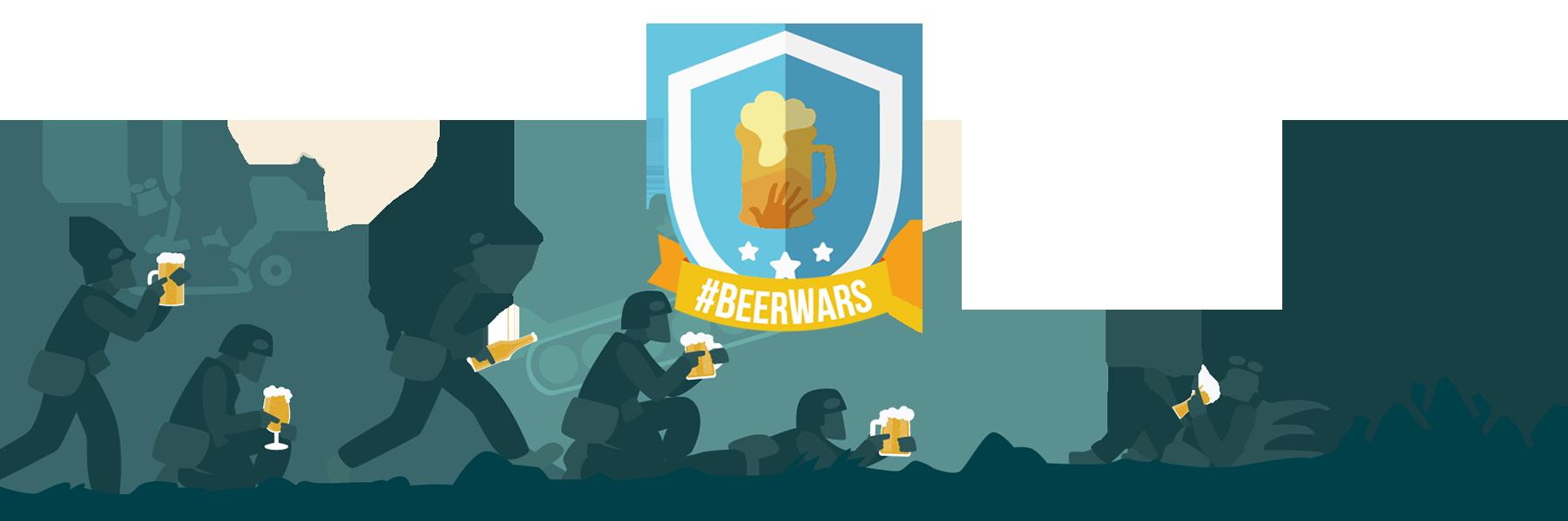 Beer Wars, by SoloArtesanas.es